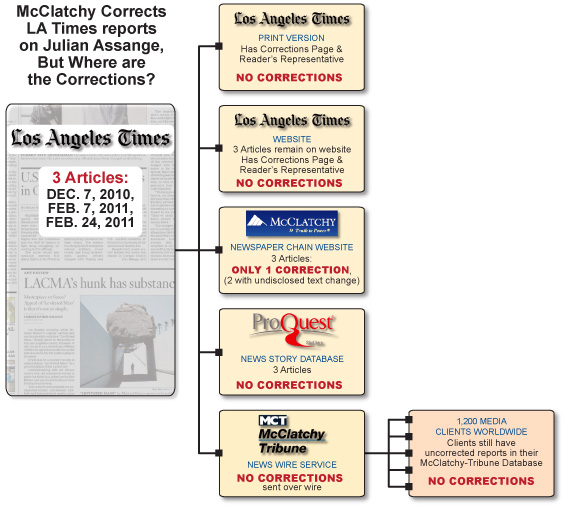 McClatchy j assange diagram