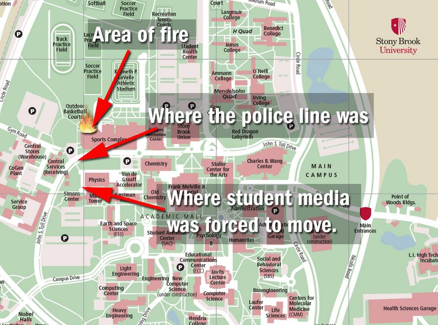 Campus Police Intimidate Student Journalists Lessons Learned From