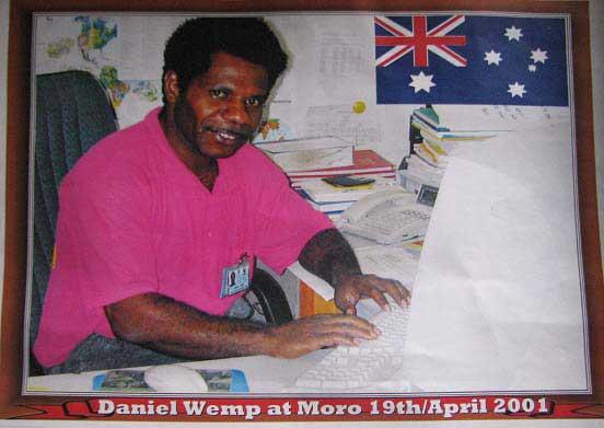 Daniel Wemp