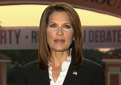 Edited video of Michele Bachmann Misquotes her