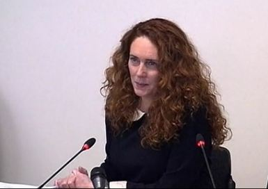 Police Charge Rebekah Brooks in Investigation into UK Press
