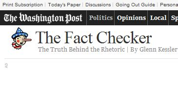 Wash Post Fact Checker Glenn Kessler: 'I Prefer to Stick with non-WaPo Content'