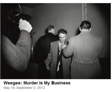 Murder Is Our Business: Have We Really Evolved Since the Days of Weegee?