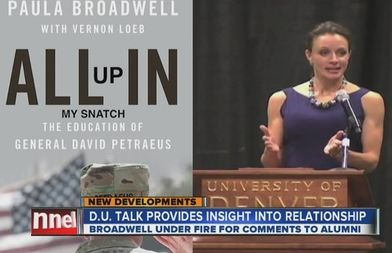 Denver ABC News Apologizes for Fake Photo of Paula Broadwell's David Petraus Biography