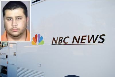 Zimmerman Sues NBC News over Doctored 911 Calls, Fires Staff but Does Not Say 'Sorry'