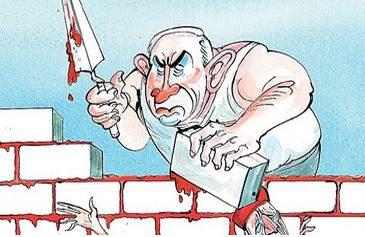 UK Times' Netanyahu Cartoon Prompts 100+ Complaints, Murdoch Apology, Accusations of Blood Libel