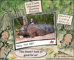 Alabama's Monster Pig Hoax, one year later