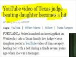 COMMENTARY - Times of India Distasteful in Headline for Texas Judge William Adams Beating Story
