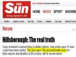 UK Sun Apologizes for 23-year-old 'Inaccurate & Offensive Story' about Hillsborough