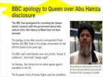 BBC Apologizes for 'Breach of Confidence' in Reporting Queen Elizabeth's Comments