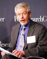 Scott Keeter, Director of Survey Research for the Pew Center (Credit: Pew)