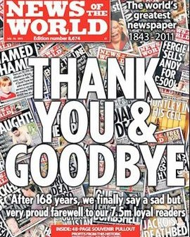 News of the World, phone hacking