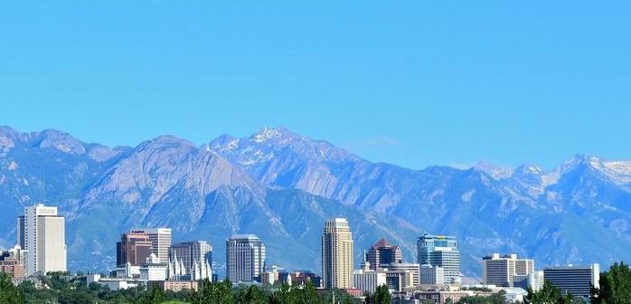Salt Lake City (Credit: Wikipedia)