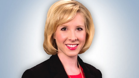 The NY Daily News published three photos of Alison Parker before her murder with a gun pointed at her. iMediaEthics isn't publishing that image, instead using the photo of Parker that is posted by WDBJ.