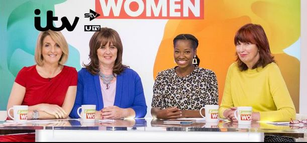 (Credit: ITV's Loose Women Facebook page)