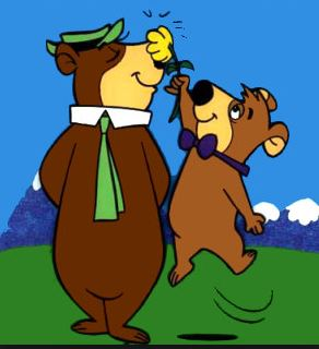 Yogi Bear & his buddy Boo Boo (Credit: Wikia, Yogi Bear)