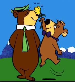 Yogi Bear & his buddy Boo Boo (Credit: Wikia, Yogi Bear)