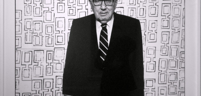 Dr. Henry Kissinger, 2007.  (Credit: Steve Pyke, via Flickr)
