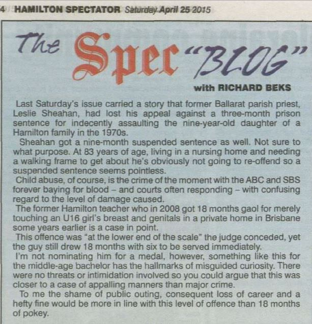 The Spectator's apology (Via Mumbrella)