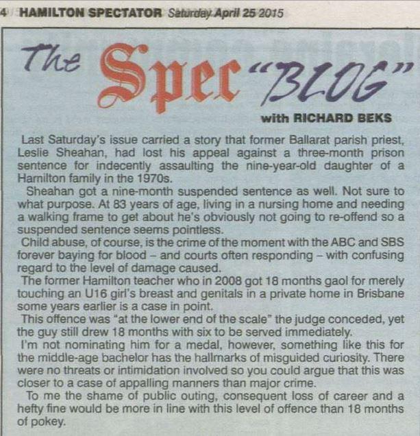 The Spectator's apology (Via Mumbrella)