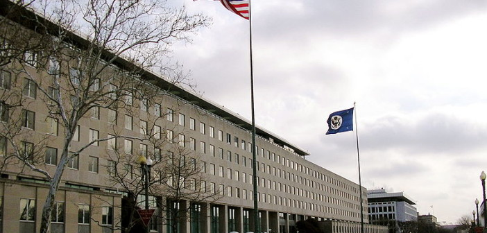 The Harry S. Truman building in 2007 (Credit: Wikipedia)
