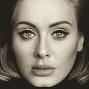 Adele's latest album.