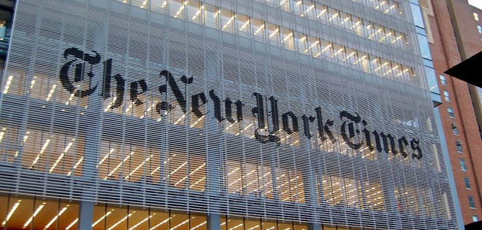 New York Times is expanding Standards Dept., editor will advise opinion section