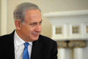 Benjamin Netanyahu in 2013 (Credit: Wikipedia)
