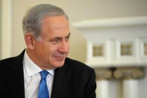 Benjamin Netanyahu in 2013 (Credit: Wikipedia)
