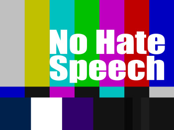 the issues of hate speech and harmful speech Even attempting to define what constitutes hate speech is problematic and can lead to harmful speech, hampering debate on essential issues hate speech, on.