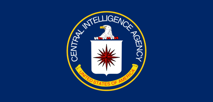 The CIA Flag (Credit: WIkipedia)