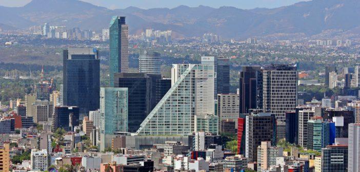 Mexico City (Credit: Wikipedia)