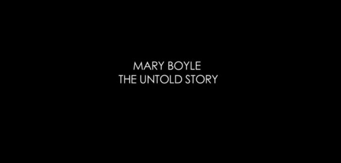 A screenshot from the opening of Gemma O'Doherty's documentary on Mary Boyle. (Credit: YouTube)