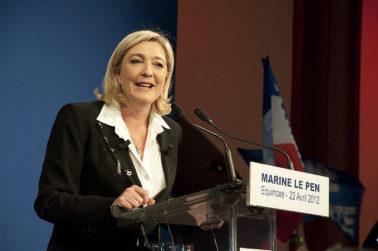 Marine Le Pen (Credit: Flickr/Rémi Noyon)