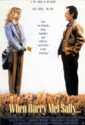 The When Harry Met Sally movie poster (Credit: MGM/Wikipedia)