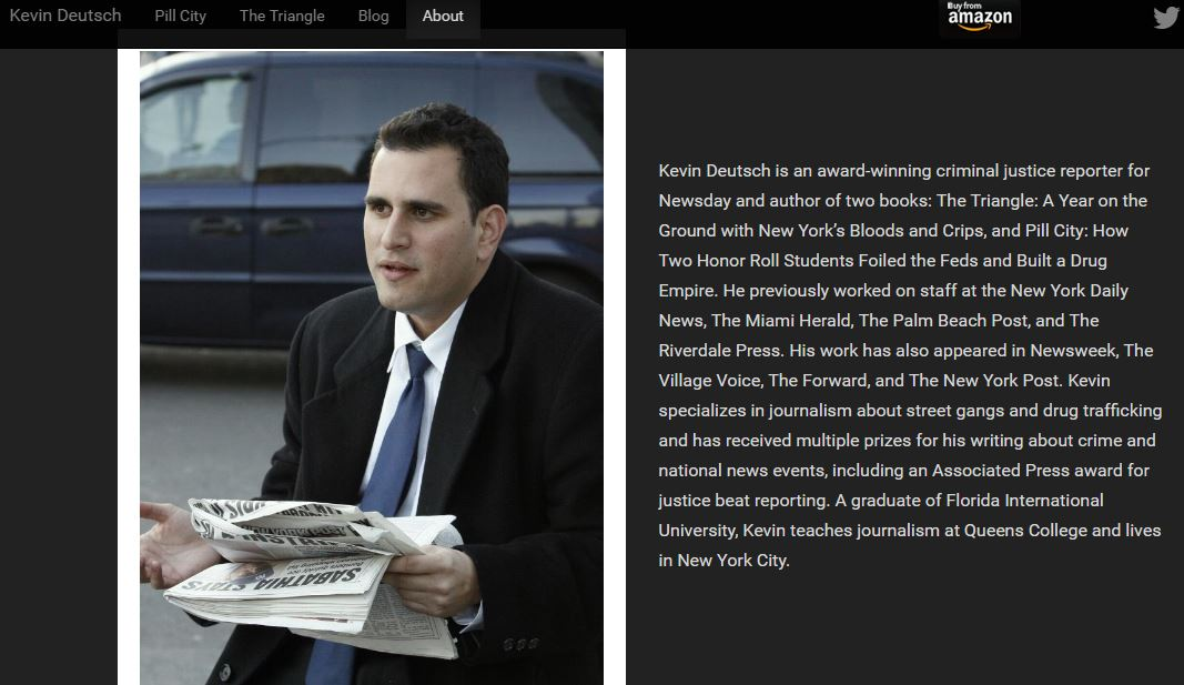 Exclusive: Now 8 Missing Sources In Crime Reporter Kevin Deutsch's Coverage, Quits Teaching Job Last Minute ...