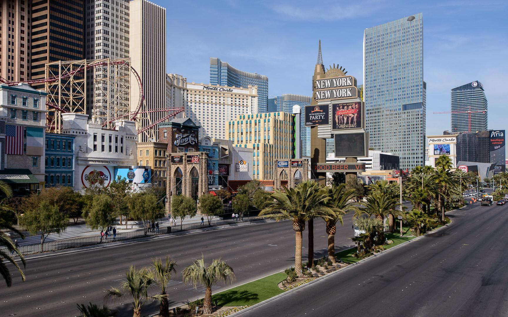 Las Vegas Aktivitäten