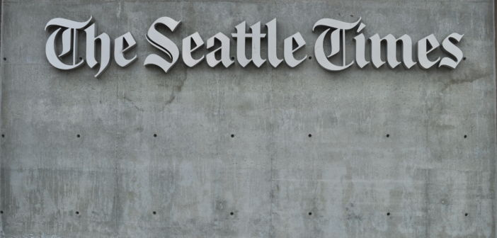 Seattle Times reporter resigns after sex harassment allegations