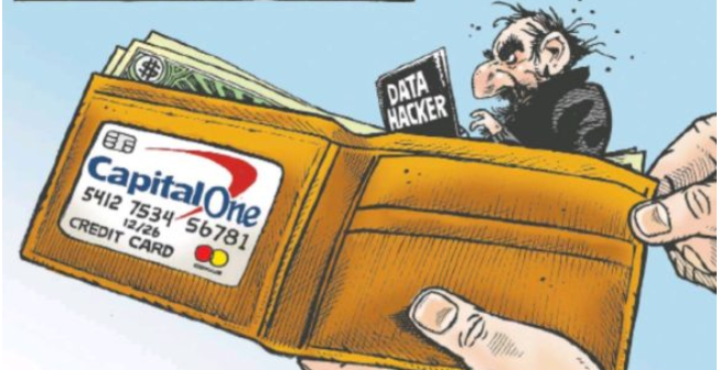 Edmonton Journal: Capital One hack cartoon had'resemblence to anti-Semitic tropes'