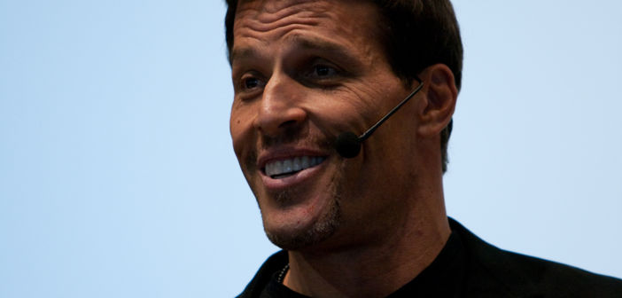 Why Tony Robbins is suing BuzzFeed in Ireland