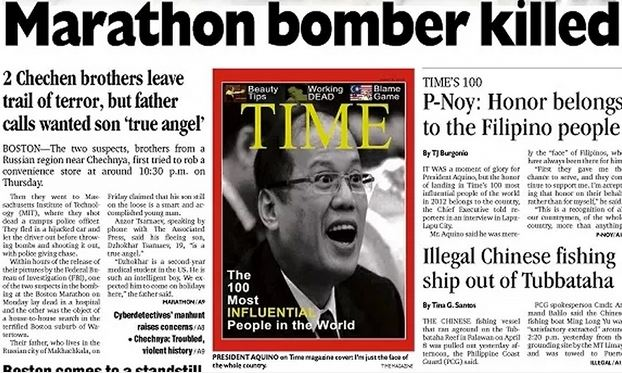 Philippines Newspaper Hoaxed by Fake Photo of Time Magazine, Says ...
