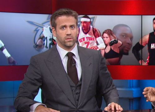 ESPN's Max Kellerman suspended after admitting slapping ...