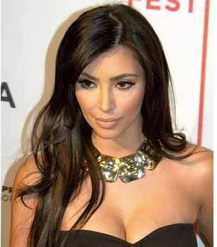 Kim Kardashian (Credit: Wikipedia)