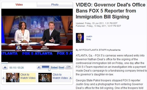 Fox 5 news atlanta ga