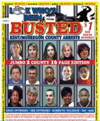 Busted paper haysi regional jail